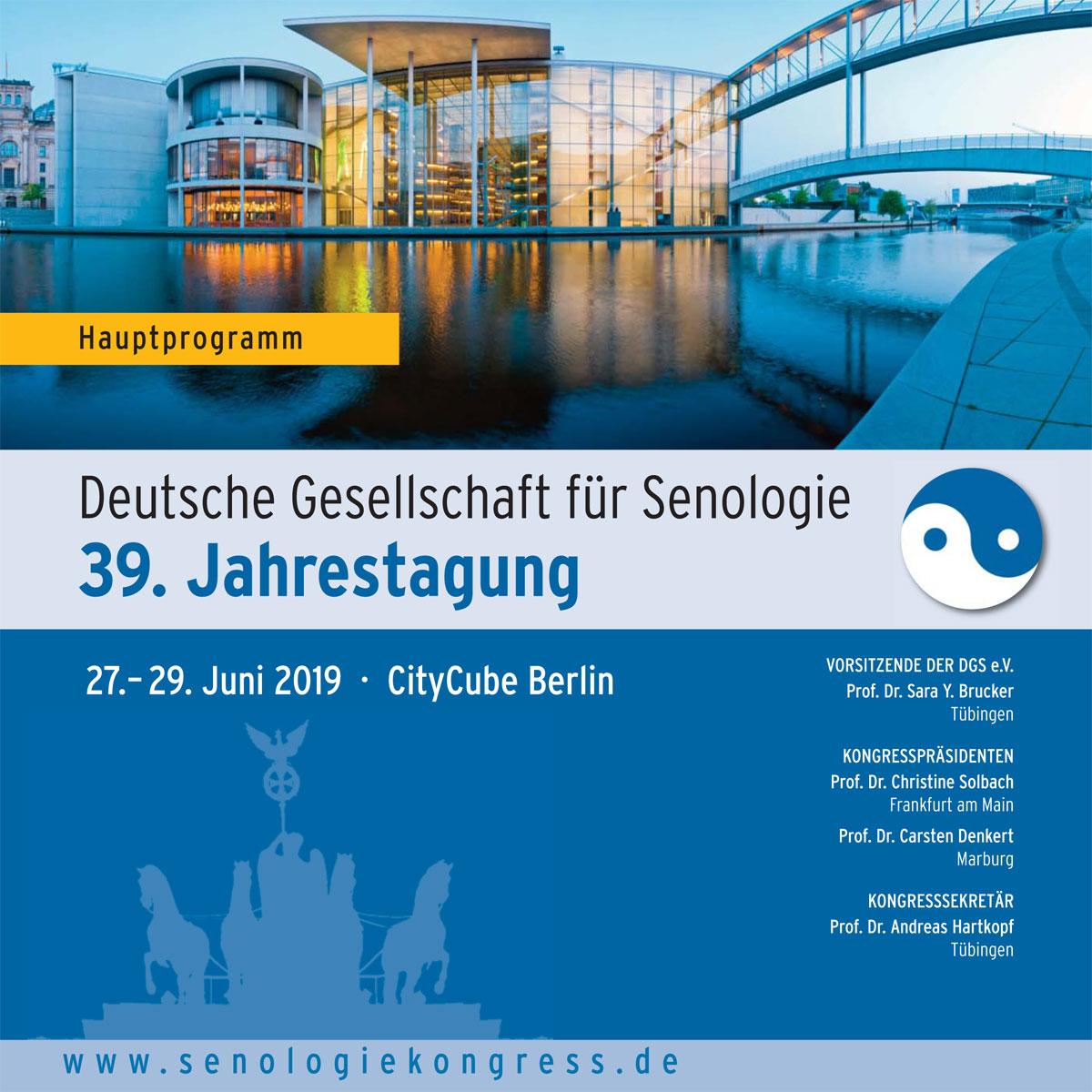 39-Jahrestagung-der-Deutschen-Gesellschaft-fuer-Senologie-eV-Dr-med-Gisbert-Holle-Frankfurt