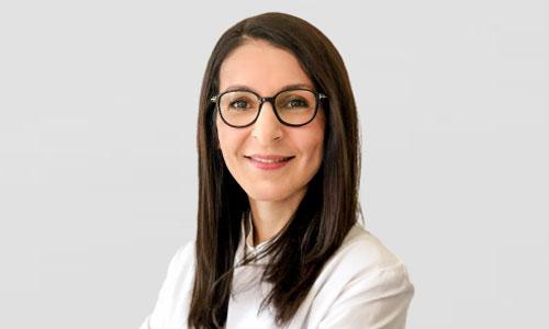 Dr. med. Wagma von Gaertner - Praxis Dr. Holle und Kollegen Frankfurt