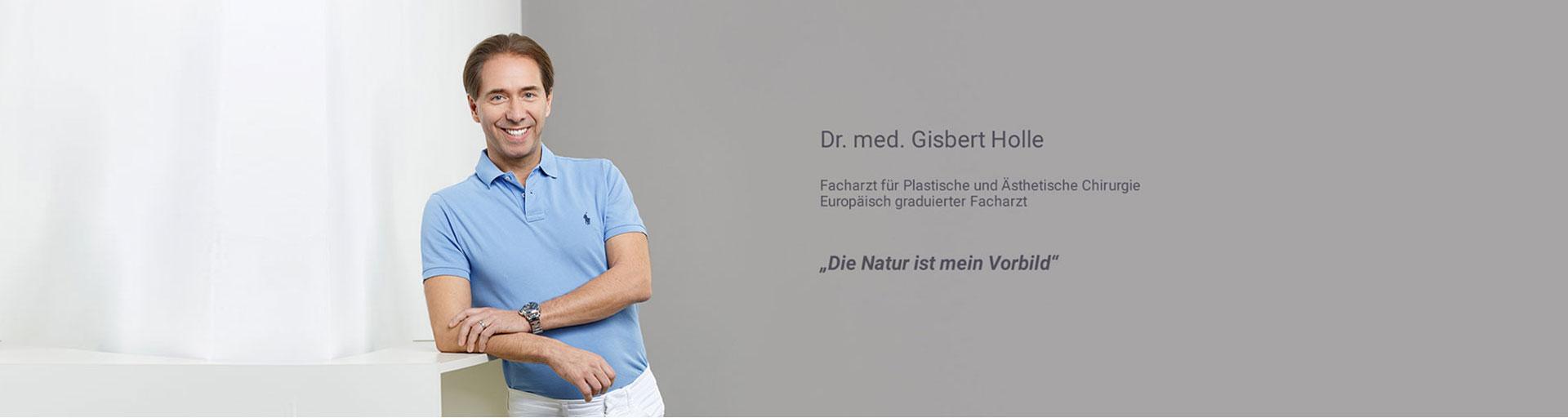Plastische - Ästhetische - Mikro Chirurgie Frankfurt - Praxis Dr. med. Holle und Kollegen