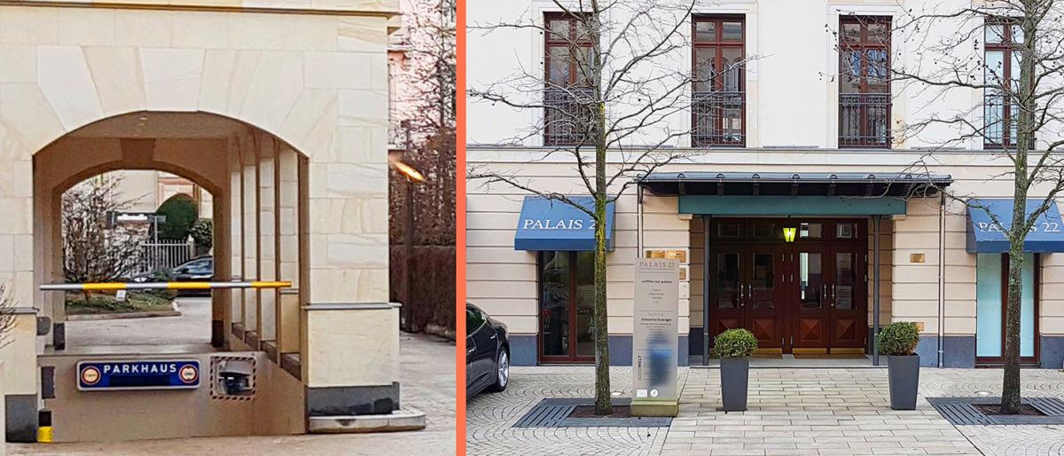 Praxis-Geschichte 02 Praxis Dr. med. Gisbert Holle und Kollegen Frankfurt Main